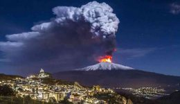 Catania land of volcano