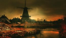 Holland - Land of Wind mills