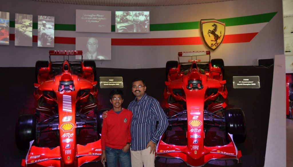 Maranello Land of Ferraris