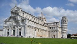 Pisa Land of Leaning Tower