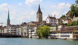 Zurich Land of Clubs