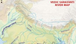 The lost Saraswati River of India